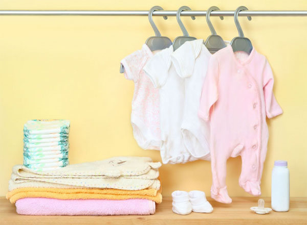 What To Buy Before The Baby Arrives - Newborn Checklist | Go Mommy