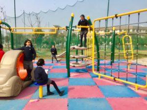Virtual Tour of King's College India